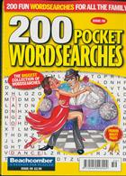 200 Pocket Wordsearches Magazine Issue NO 59