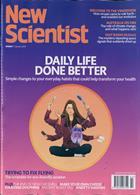 New Scientist Magazine Issue 11/01/2020