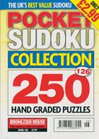 Pocket Sudoku Collection Magazine Issue NO 126