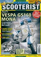 Classic Scooterist Scene Magazine Issue FEB-MAR