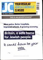 Jewish Chronicle Magazine Issue 06/12/2019