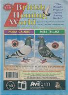 British Homing World Magazine Issue NO 7506
