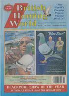 British Homing World Magazine Issue NO 7505
