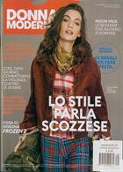 Donna Moderna Magazine Issue NO 49