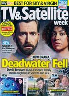 Tv & Satellite Week  Magazine Issue 04/01/2020