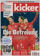 Kicker Montag Magazine Issue NO 46