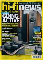 Hi-Fi News Magazine Issue FEB 20