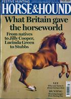 Horse And Hound Magazine Issue 02/01/2020