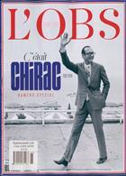 L Obs Magazine Issue NO 2865H