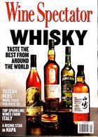Wine Spectator Magazine Issue WHISKY