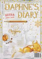 Daphnes Diary Magazine Issue NO 8