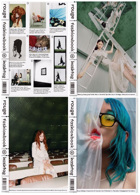 Rouge Fashion Book Magazine Issue Issue 6