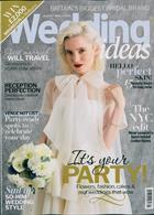 Wedding Ideas Magazine Issue JAN 20