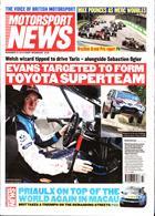 Motorsport News Magazine Issue 20/11/2019