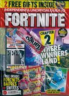 Fortnite World Magazine Issue NO 19