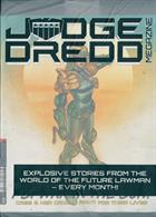 Judge Dredd Megazine Magazine Issue NO 414