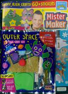 Mister Maker Magazine Issue NO 50
