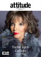 Attitude 315 - Dame Joan Collins Magazine Issue JOAN