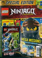 Lego Specials Magazine Issue N LEGACY 4
