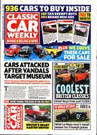 Classic Car Weekly Magazine Issue 20/11/2019