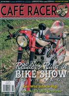 Cafe Racer Magazine Issue OCT-NOV