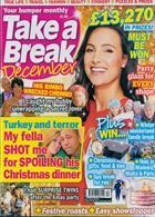 Take A Break Monthly Magazine Issue DEC 19