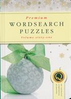 Premium Wordsearch Puzzles Magazine Issue NO 61