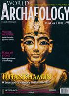 Current World Archaeology Magazine Issue DEC-JAN