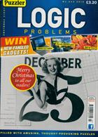 Puzzler Logic Problems Magazine Issue NO 423