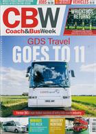 Coach And Bus Week Magazine Issue NO 1420