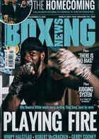 Boxing News Magazine Issue 21/11/2019