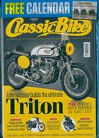 Classic Bike Magazine Issue DEC 19