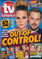 Tv Choice England Magazine Issue NO 48