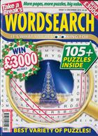 Take A Break Wordsearch Magazine Issue NO 13