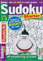 Puzzlelife Sudoku L 1&2 Magazine Issue NO 14