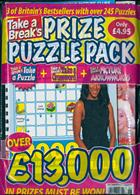 Tab Prize Puzzle Pack Magazine Issue NO 6