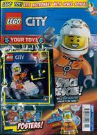 Lego City Magazine Issue NO 21