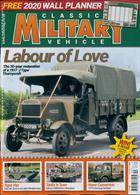 Classic Military Vehicle Magazine Issue DEC 19