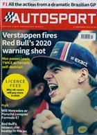 Autosport Magazine Issue 21/11/2019