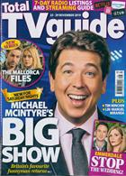 Total Tv Guide England Magazine Issue NO 48