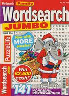 Family Wordsearch Jumbo Magazine Issue NO 296