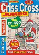Family Criss Cross Jumbo Magazine Issue NO 79