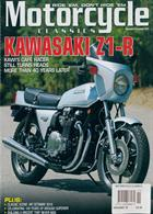 Motorcycle Classics Magazine Issue NOV-DEC