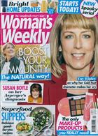 Womans Weekly Magazine Issue 21/01/2020