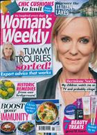 Womans Weekly Magazine Issue 04/02/2020
