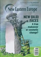 New Eastern Europe Magazine Issue NO 6