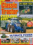 Classic Tractor Magazine Issue JAN 20