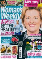 Womans Weekly Magazine Issue 14/01/2020