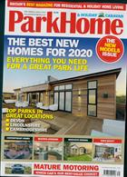 Park Home & Holiday Caravan Magazine Issue SPEC 2020