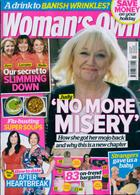 Womans Own Magazine Issue 13/01/2020